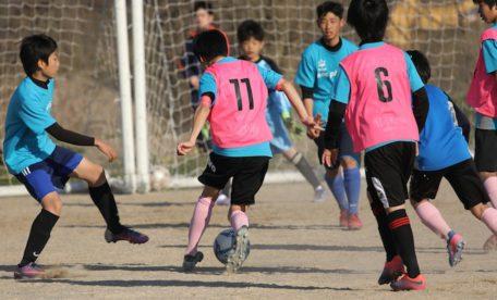 岐阜のサッカークラブ scs plaisir